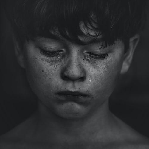 talk to children about death
